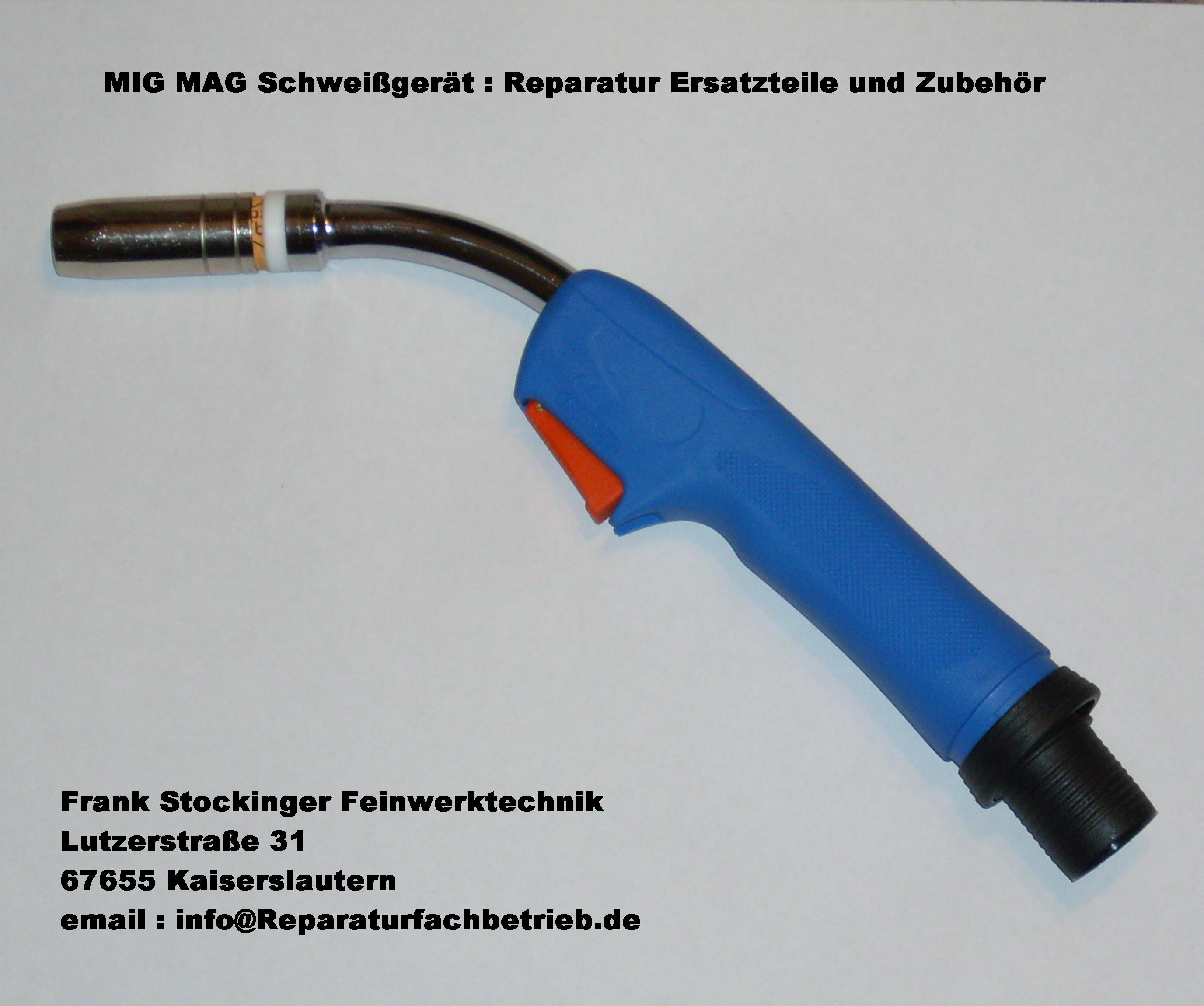 MIG MAG Schutzgasschlauchpaket für Schutzgasschweigerät 3 oder 5 meter lang mit Euro Zentral Anschluß.
